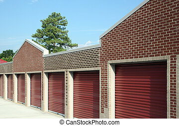 Self Storage facility - Storage units used for personal...