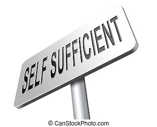 self sufficient - Self sufficiency sustainable renewable ...