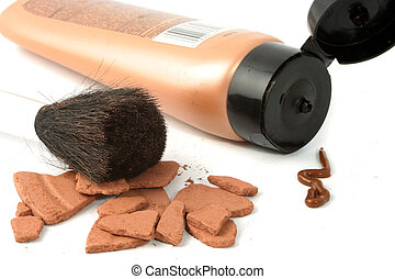 self tanning bronzers - beauty brushes and self tanning...