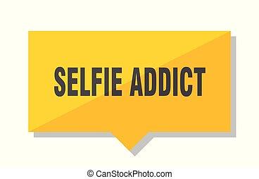 selfie, adicto, precio