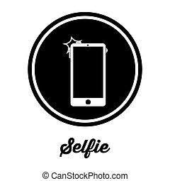 selfie, conception