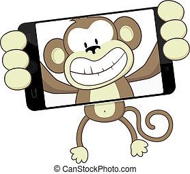 selfie, singe