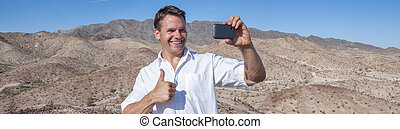 selfie, zeit