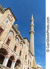 selimiye, moschee, -, der, sekunde, größten, moschee, in,...