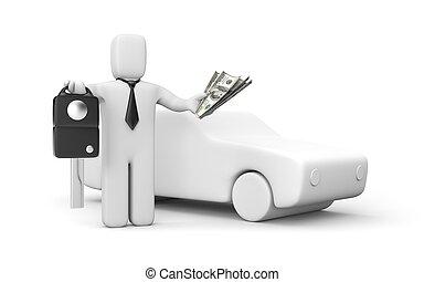 Sell or buy car