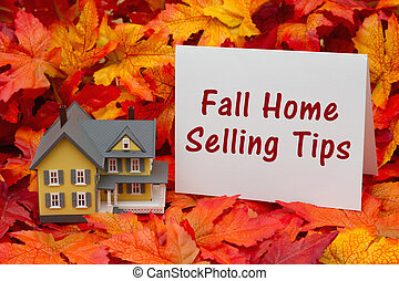 Selling your home in the fall season