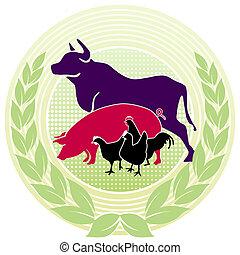 sello, agricultura