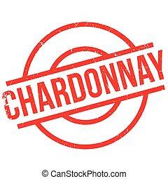 sello de goma, chardonnay
