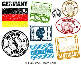 sellos, alemania