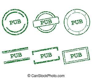 sellos, bar
