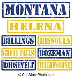 sellos, montana, ciudades