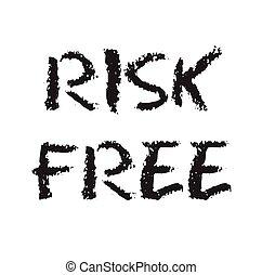 selo borracha, risco, livre