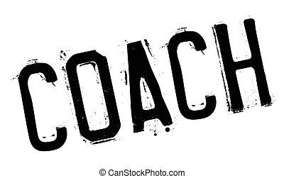selo borracha, treinador