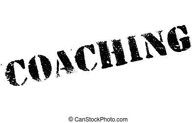 selo borracha, treinar