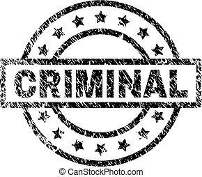 selo, criminal, grunge, textured, selo