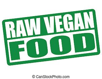 selo, cru, vegan