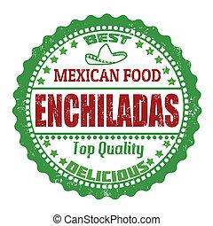 selo, enchiladas