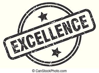 selo, excelência