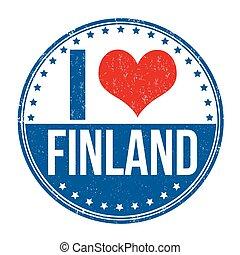 selo, finland, amor