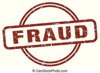 selo, fraude