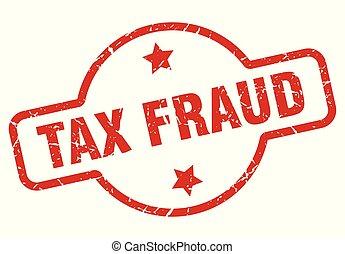 selo, fraude, imposto