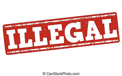 selo, ilegal