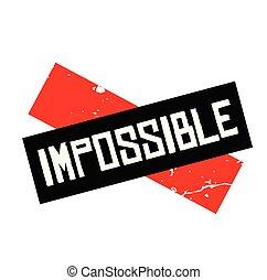 selo, impossível, branca