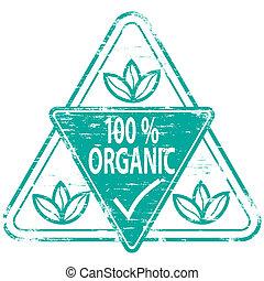 selo, orgânica