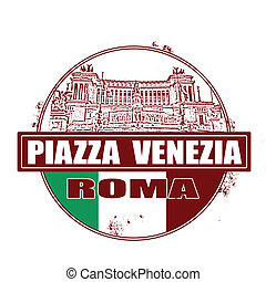 selo, piazza venezia