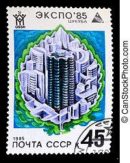 selo postal