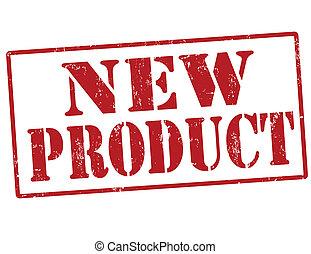 selo, produto novo