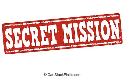 selo, segredo, missão