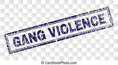 selo, violência, grunge, bando, retângulo