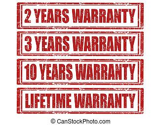 selos, warranty-set