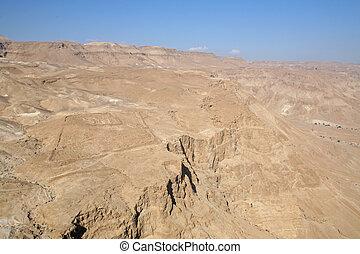 selva, de, judea, de, israel