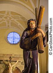 Semana Santa in Avila (Spain) Year