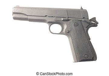 Semi -Automatic pistol