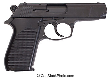semi-automatic, pisztoly