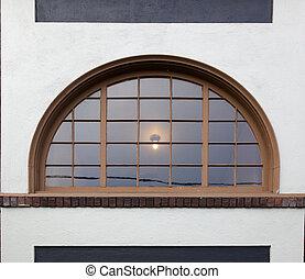 Semi Circle window