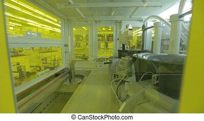 semi-conducteurs, fabrication, proces