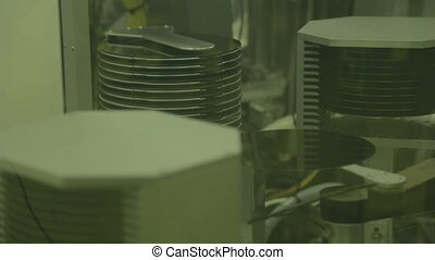 Semiconductors manufacturing process