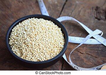 semillas,  quinua