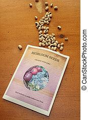 semillas, reliquia de familia
