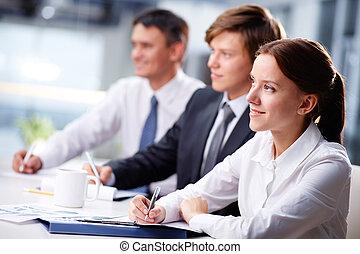 seminário negócio
