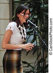 seminar woman