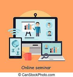 seminar., work., μικροβιοφορέας , online , απόσταση , webinar.