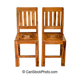 semplice, sedie