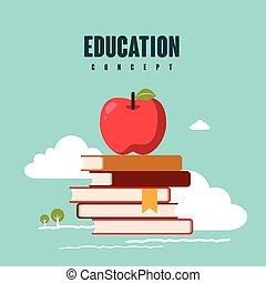 semplicità, concetto, educazione