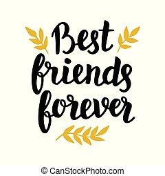 sempre, amici, meglio