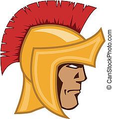Soldier Head